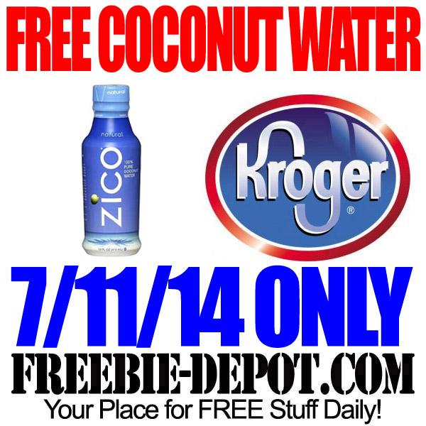 Free-Coconut-Water-Kroger