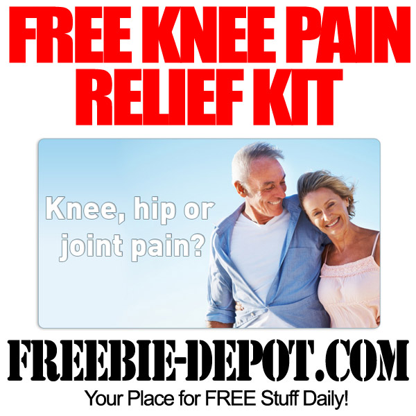 Free Knee Kit for Pain