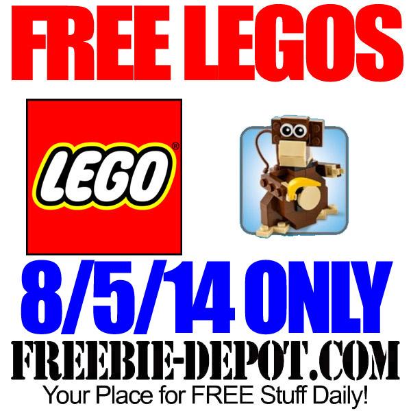 Free-Lego-Monkey