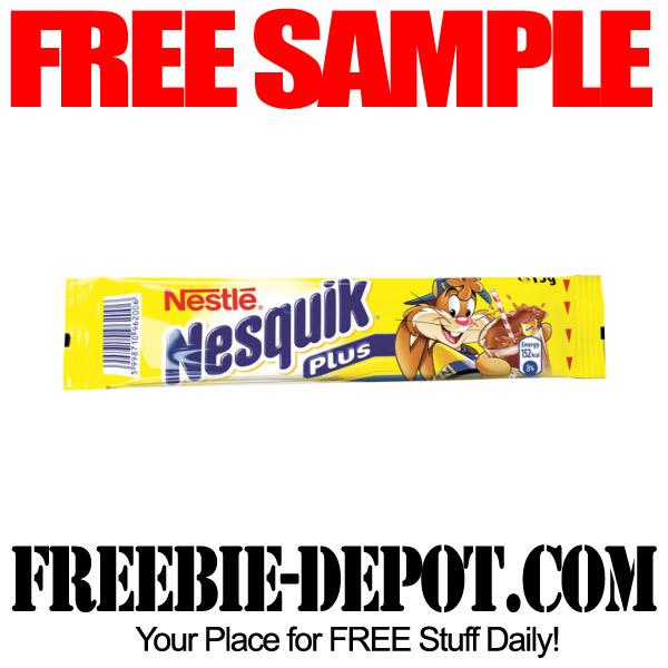 Free Nestle Nesquik
