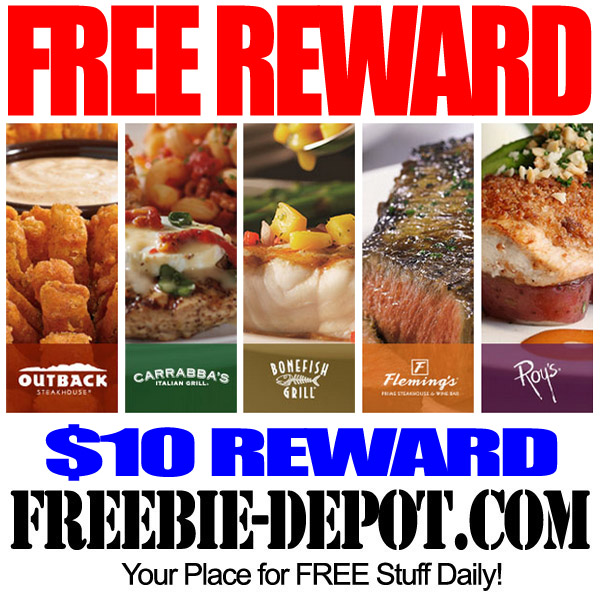 Free Outback Reward