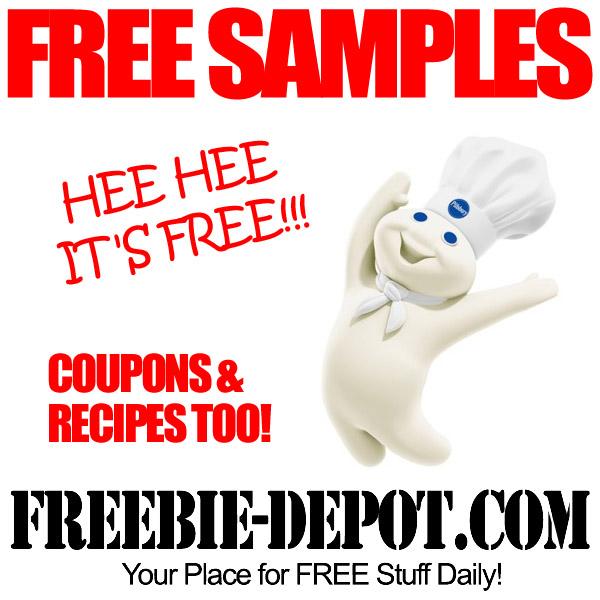 FREE Pillsbury Samples – FREE Pillsbury Coupons and Recipes