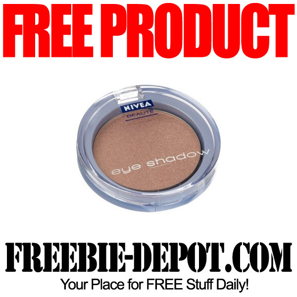 Free Product Testing Eyeshadow