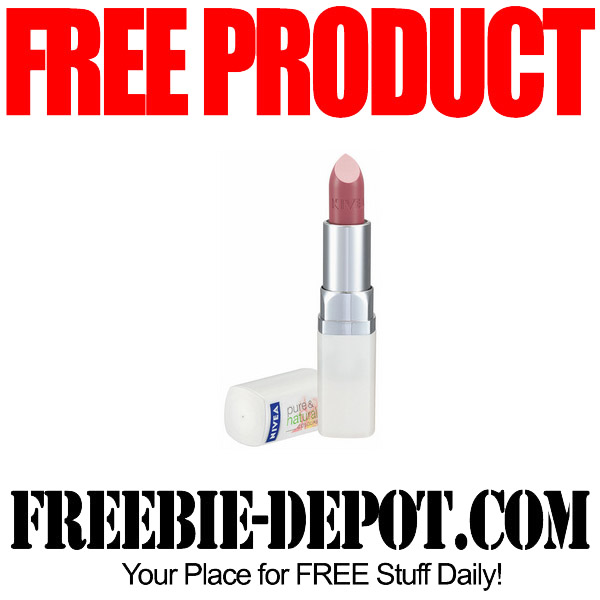 Free Product Tester for Lipstick