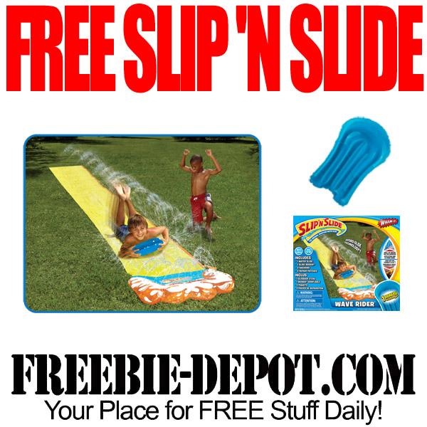 Free Slip-N-Slide