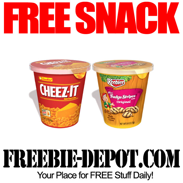Free Snack Cup from Keebler