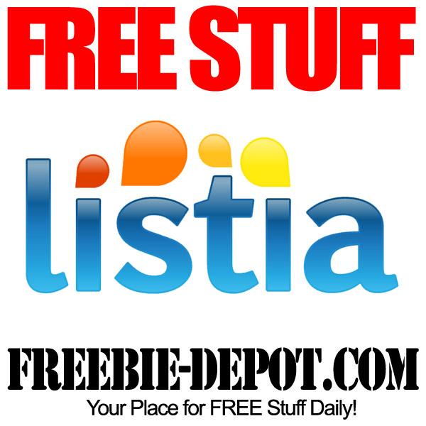 Free-Stuff-Listia