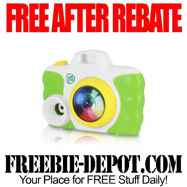 Free After Rebate Camera Case
