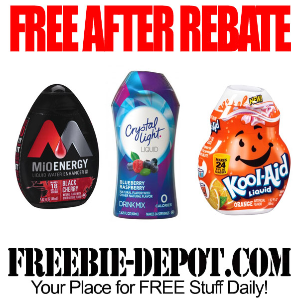 Free-After-Rebate-Liquid-Drink-Mix