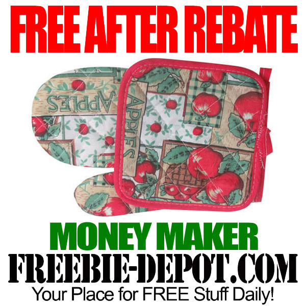 Free-After-Rebate-Oven-Mitts