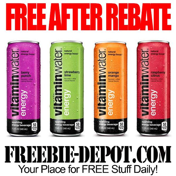 Free After Rebate Vitamin Energy