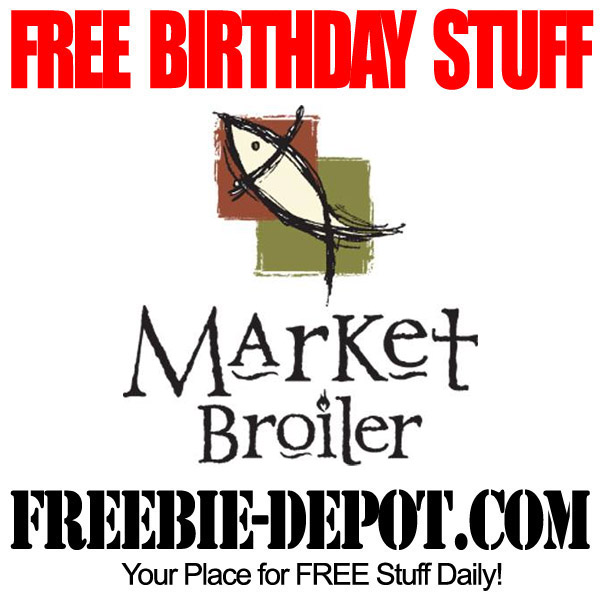 Free Birthday Market Broiler