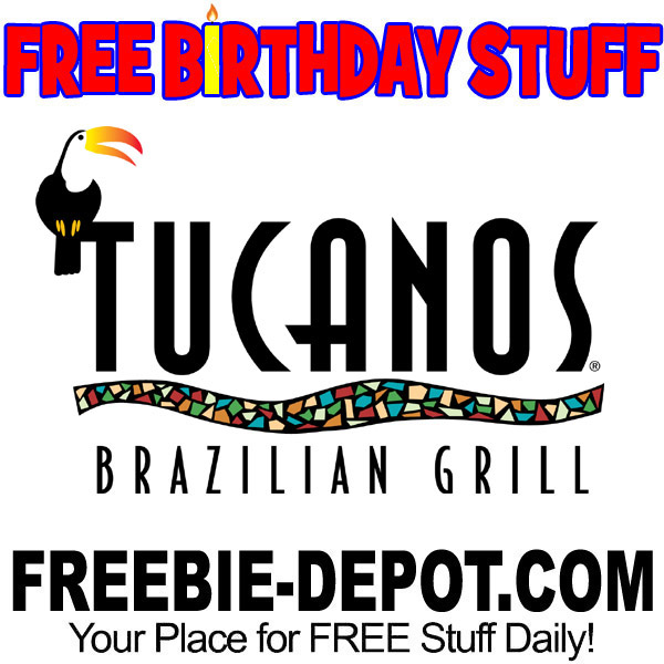 BIRTHDAY FREEBIE – Tucanos Brazilian Grill