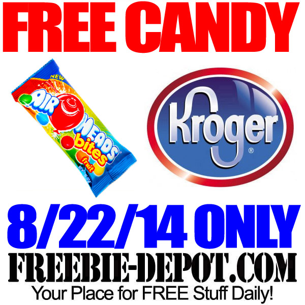 Free Candy from Kroger