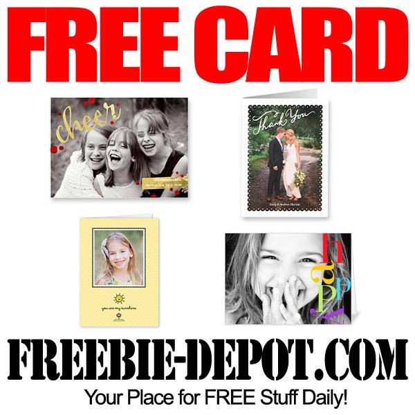 Free Custom Card