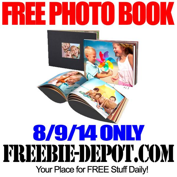 Free Custom Photobook at Walgreens