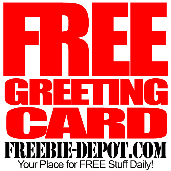 Free Greeting Card from Treat