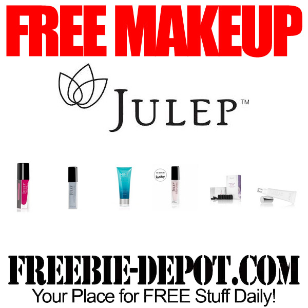 Free Julep Beauty Box