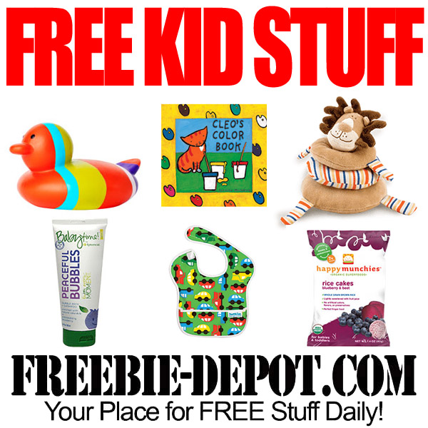 Free Kid Stuff