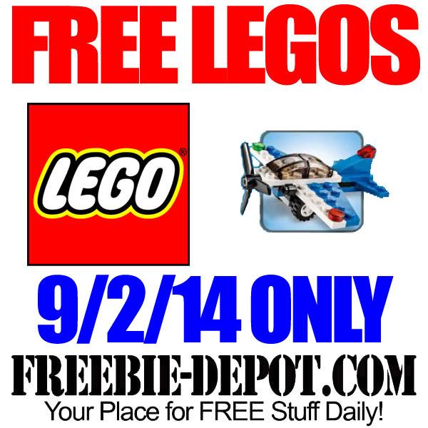 Free-Lego-Plane