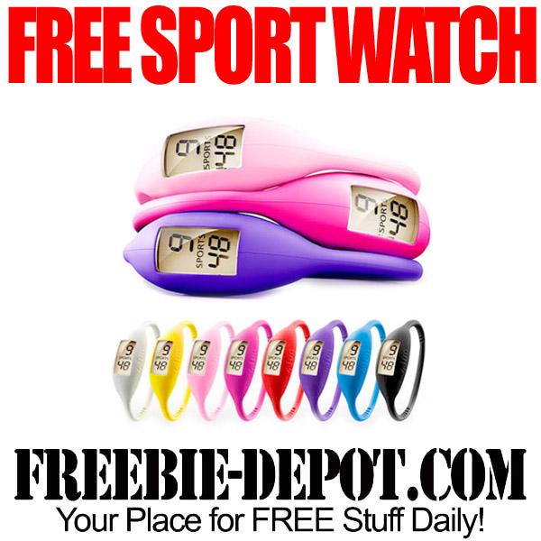 Free-Sport-Watch