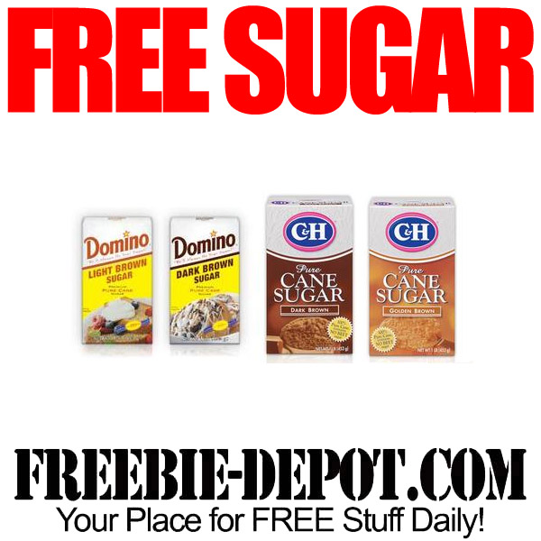 FREE AFTER REBATE – Box of Brown Sugar – Freebie Friday Digital Coupon