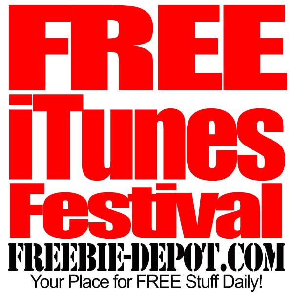 Free iTunes Festival