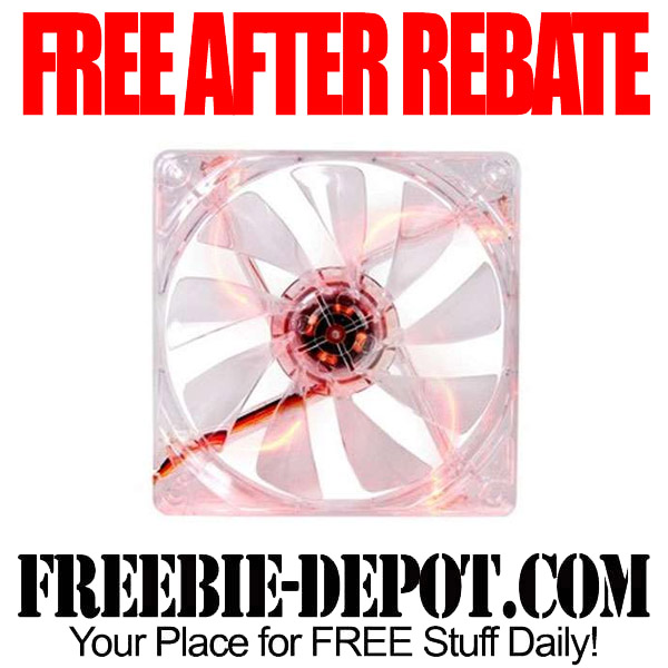 Free After Rebate Fans for Computer