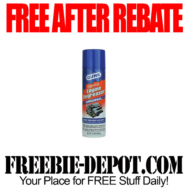 Free After Rebate Gunk