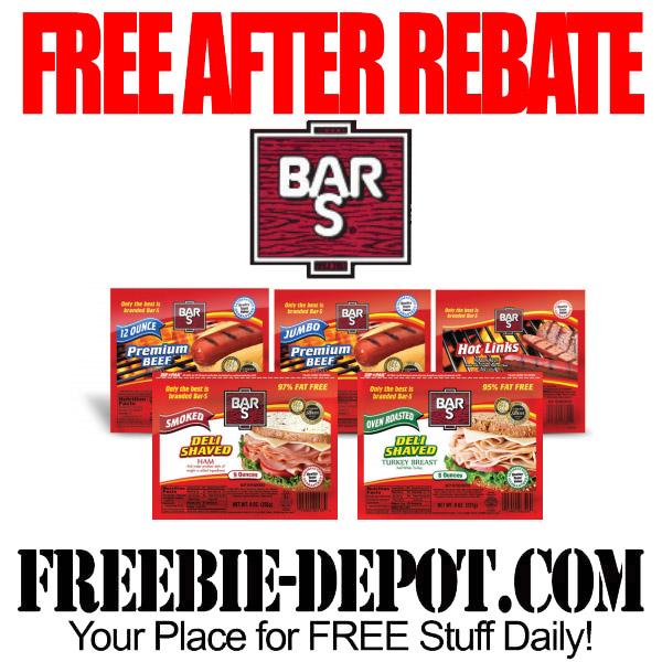 Free After Rebate Meat