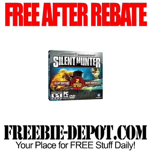 Free After Rebate Silent Hunter Game