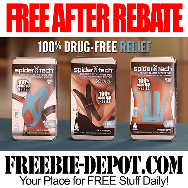 Free After Rebate Spider Tech