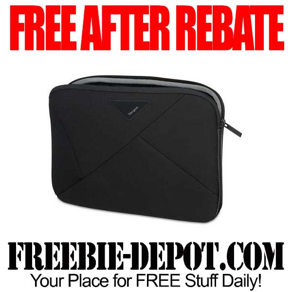 Free After Rebate Tablet Slipcase