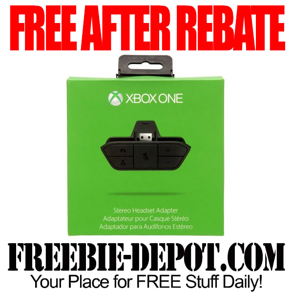 Free After Rebate Xbox Adapter