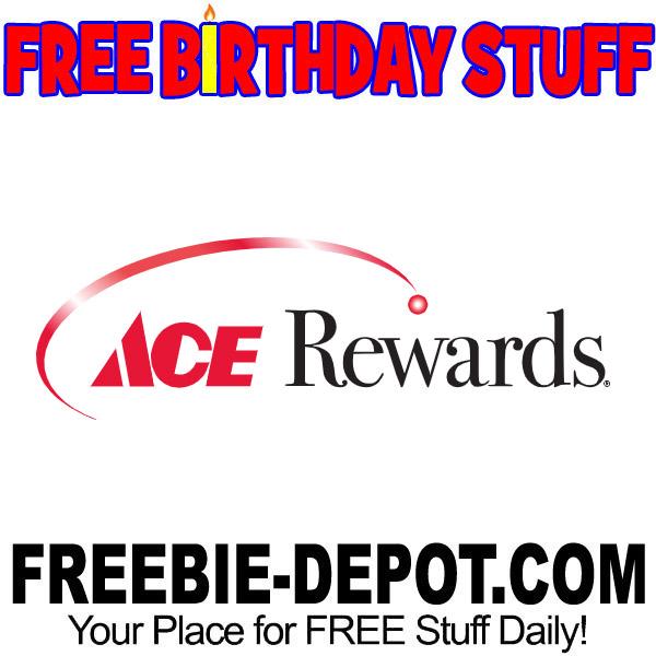 BIRTHDAY FREEBIE – ACE Hardware