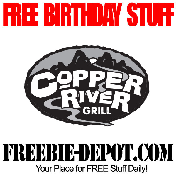 Free Birthday at Copper River Grill