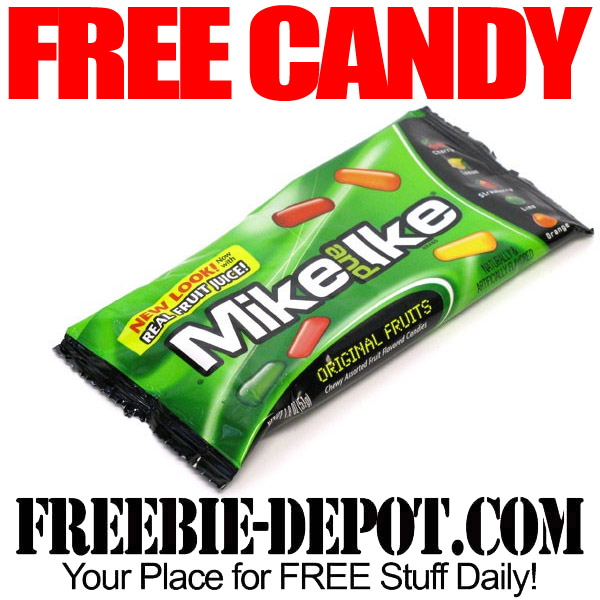 Free Candy Coupon