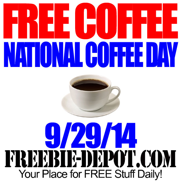 Free Coffee Day 2014