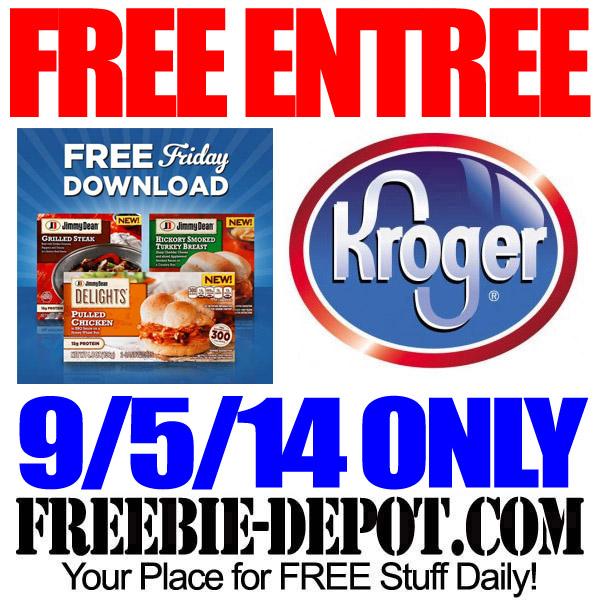Free-Entree-Kroger