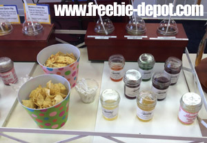 FREE Samples of Jam in Frankenmuth