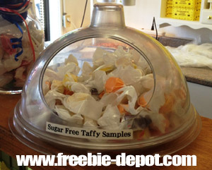 FREE Samples of Taffy in Frankenmuth