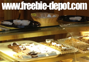 FREE Samples of Cake in Frankenmuth