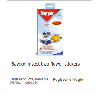 Free Insect Trap