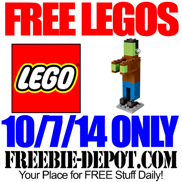 Free-Lego-Monster