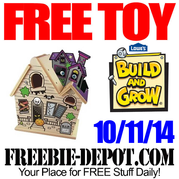 Free Lowes Haunted House