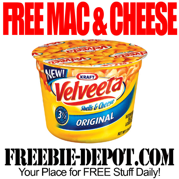 Free Mac and Cheese