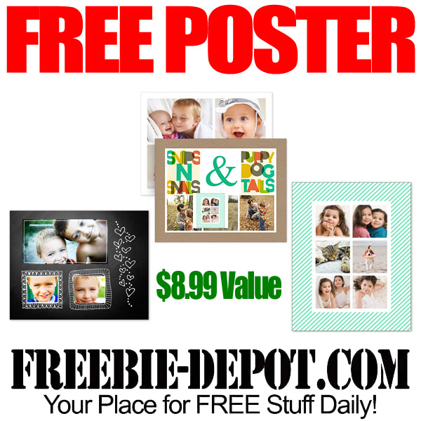 Free Photo Poster Collage