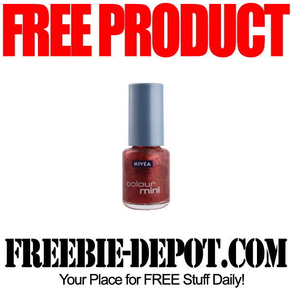 Free Product Nivea Nail Varnish