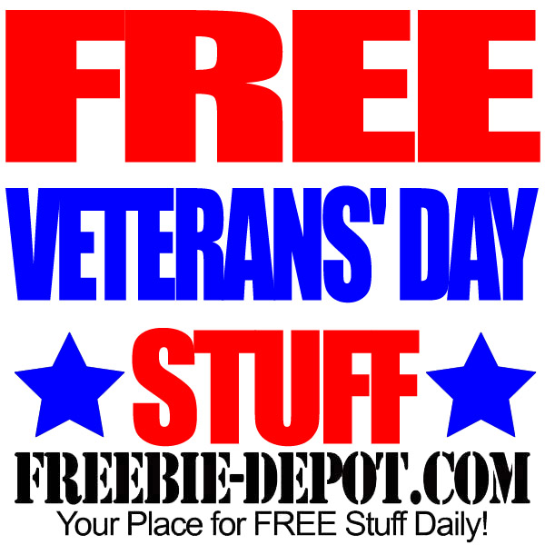 Free Stuff for Military