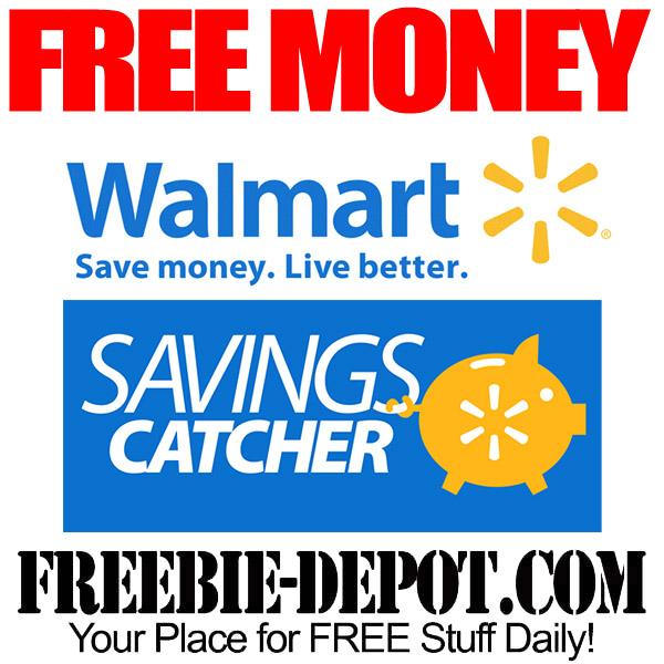 Free Walmart Savings Catcher
